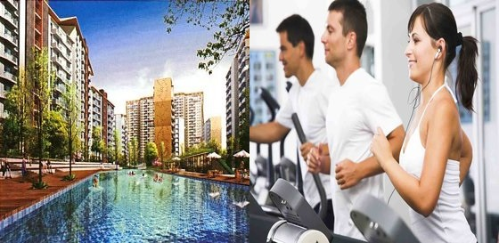 Extra Facilities in Vatika Group Homes