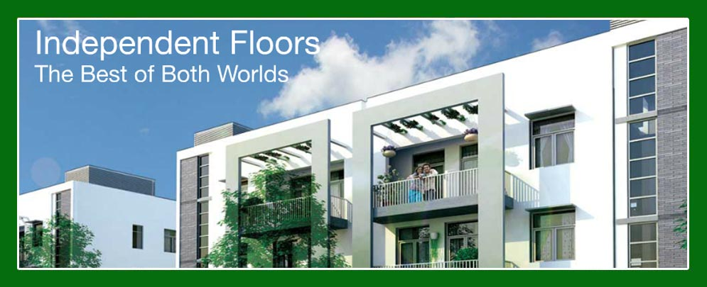 Independent floors