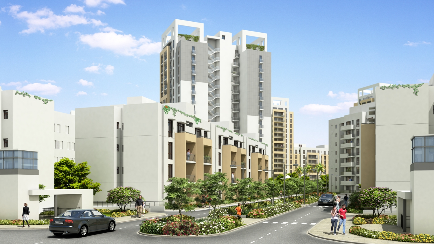 Luxury Apartments in Gurgaon