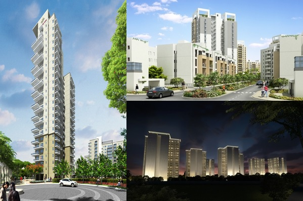 Residential Spaces by Vatika Group