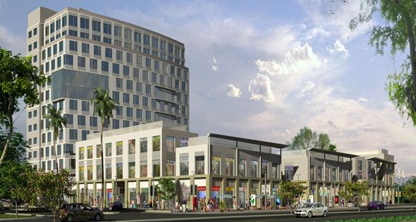 Shopping-Centre-Gurgaon-by-VatikaGroup