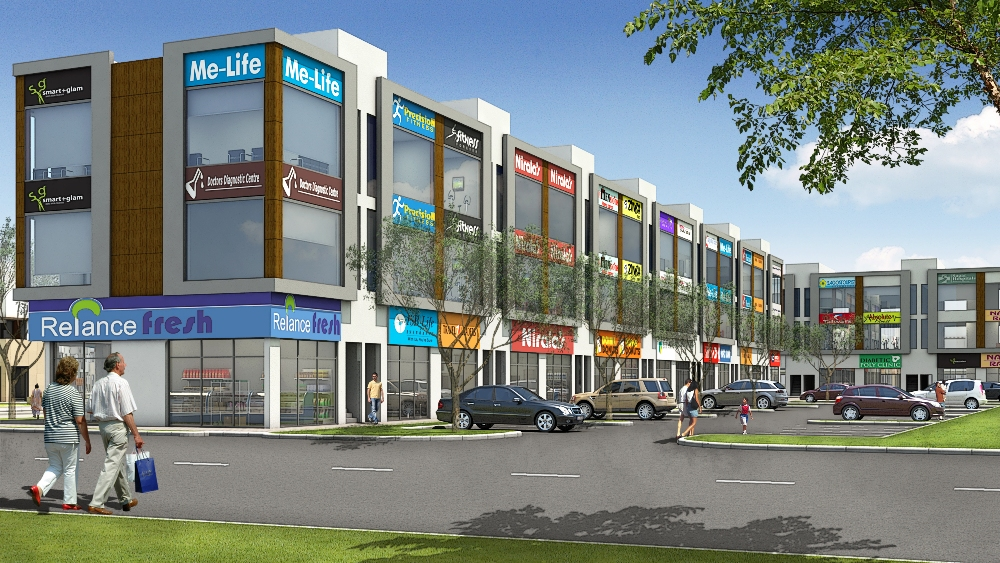 retail spaces in Gurgaon