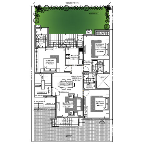 Floor Plan Emilia Iris Amp Primrose Floors Living Ready